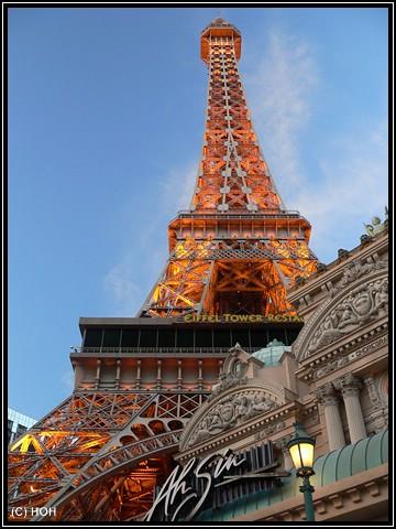 Las Vegas - Paris Paris