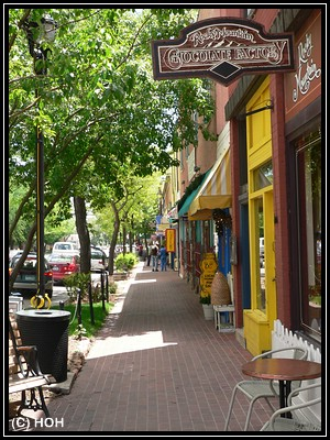 Historic Downtown Colorado Springs