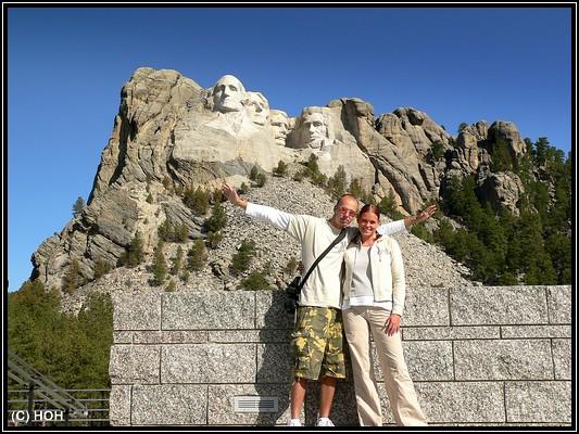 Mount Rushmore – Custer State Park – Wildlife Loop