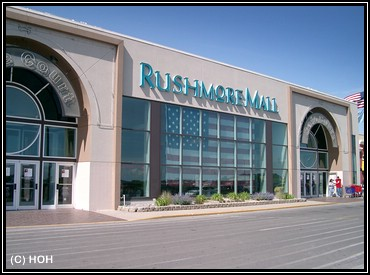Rushmore Mall in Rapid City